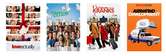 Netflix Holiday Shows for The Entire Family