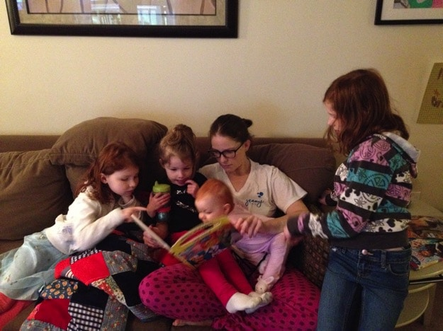 Lap and Lasts | Mommy and Me Monday | 254th ed