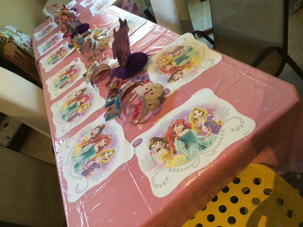 Our Sofia the First Party   A Party for All Princesses with #DisneyKids