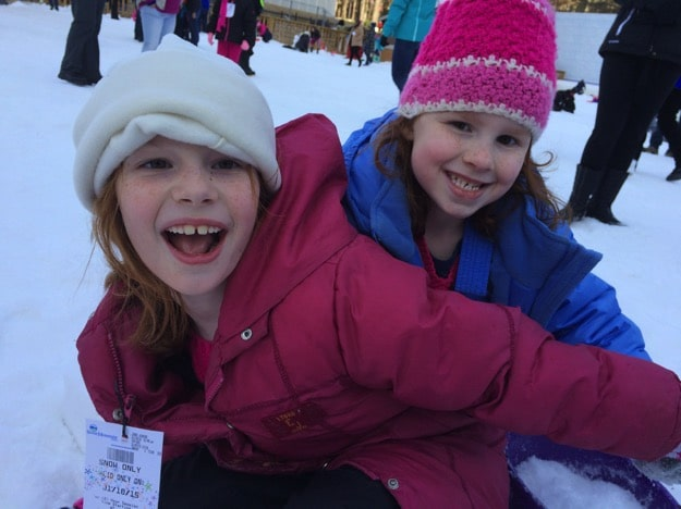 Snow Mountain with the bigs | Mommy and Me Monday | 256th ed