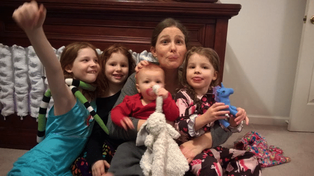 The FIFTH Anniversary | Mommy and Me Monday | 262nd ed