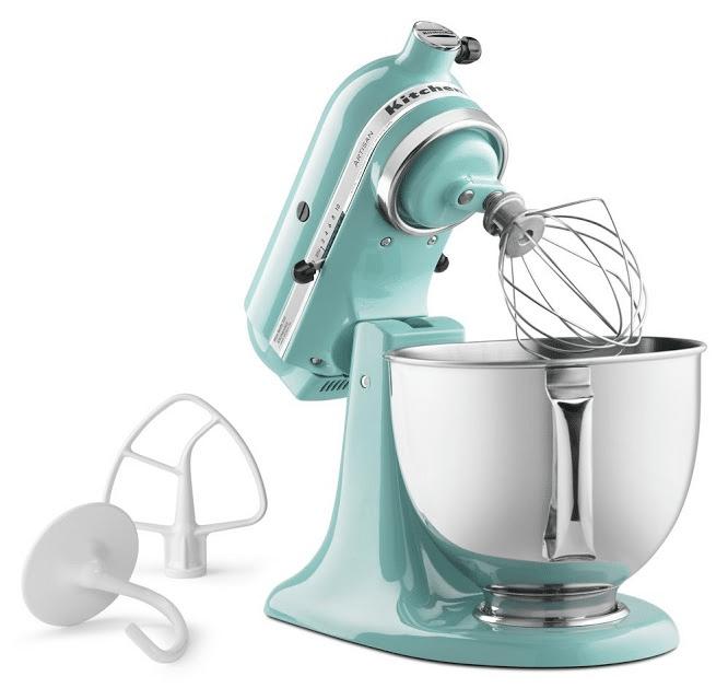 Win a KitchenAid Artisan 5-qt Mixer