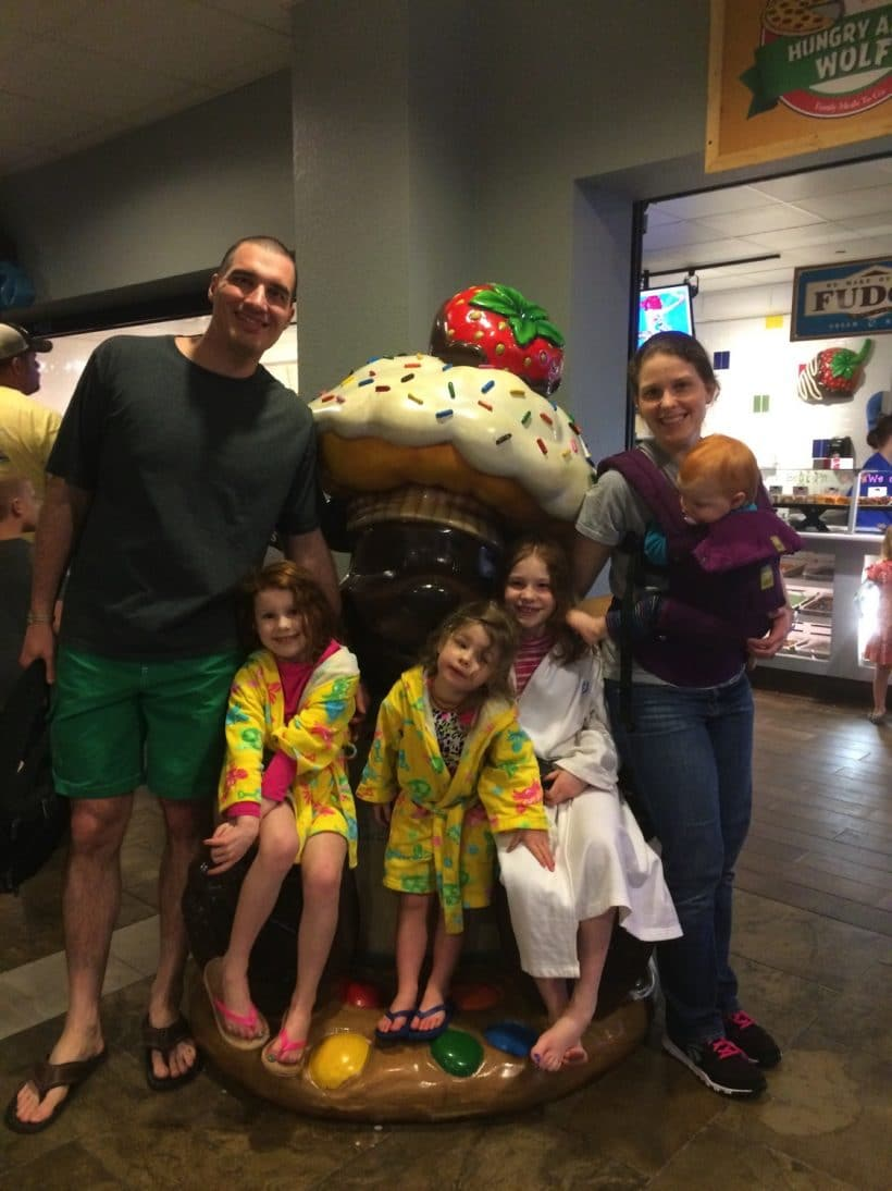 Road Trip to Great Wolf Lodge | Mommy and Me Monday | The 264th ed