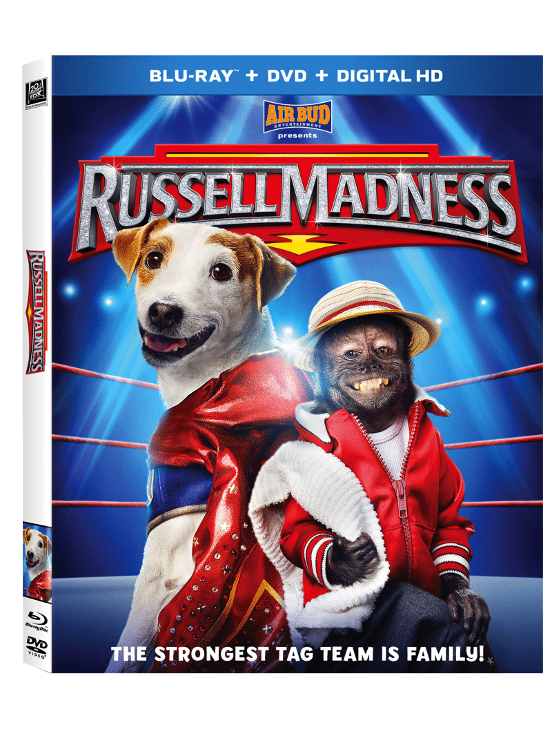 Russell Madness comes to Blu-Ray/DVD + giveaway #RussellInsiders