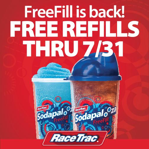 Sodapalooza at RaceTrac