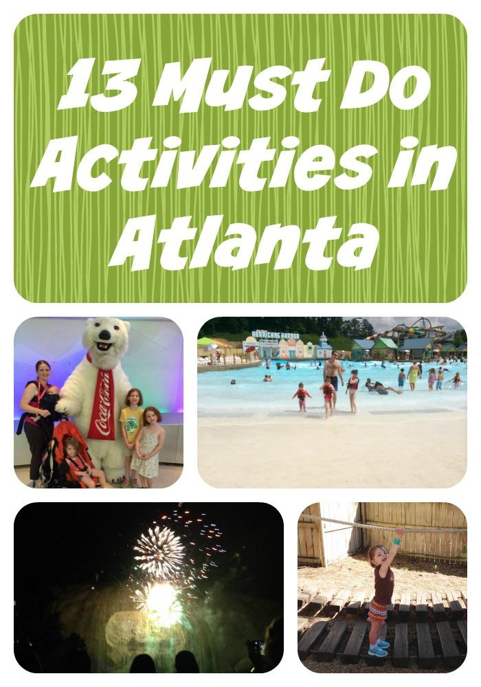 13 Must Do Activities in Atlanta