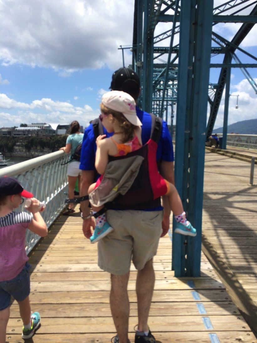 9 Tips for staying active and on the go with your family
