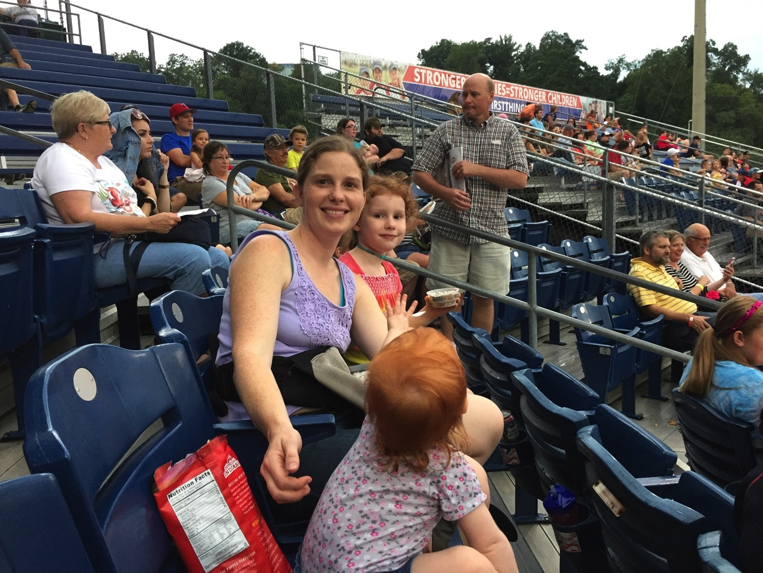 Chattanooga Lookouts Mommy and Me Monday