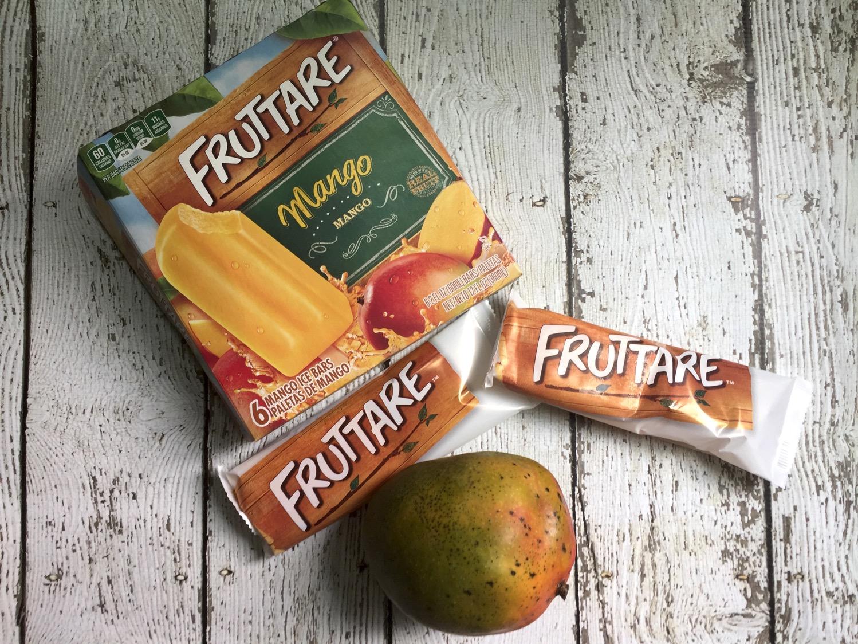 Easy kid-friendly treats   Fruttare® frozen fruit bars