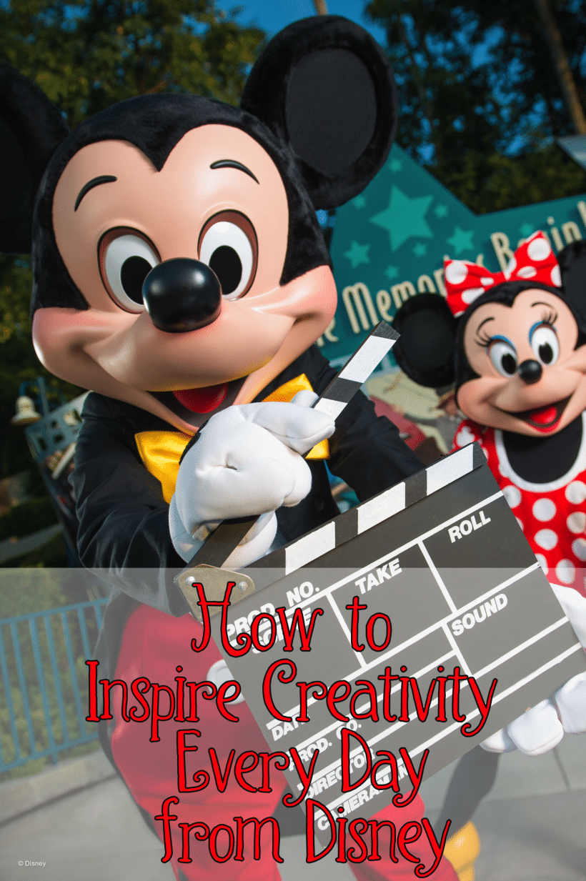 Inspire Creativity Every Day with Tips from a Disney Creative Team Member