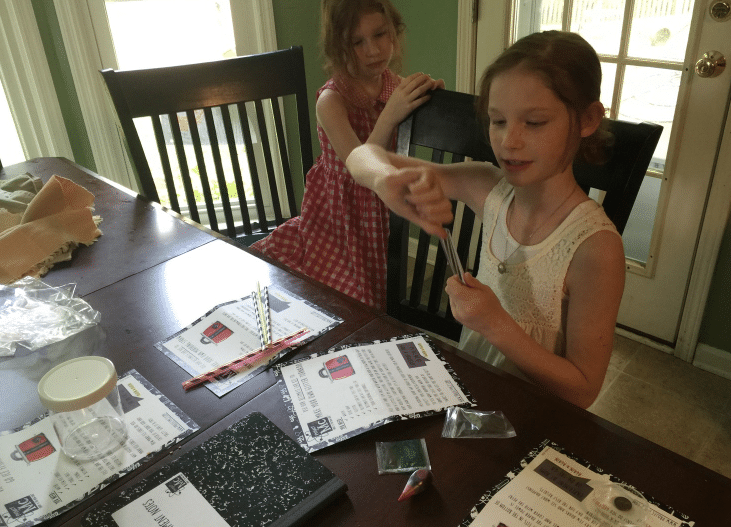 4 S.T.E.A.M Experiments for Kids Inspired by Project Mc² and Camryn's Skateboard #SmartIsTheNewCool {VIDEO}