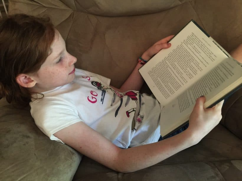 Elementary Back to School Reading List