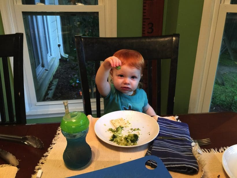 Do You Know When Your Baby Should Transition to Solids?
