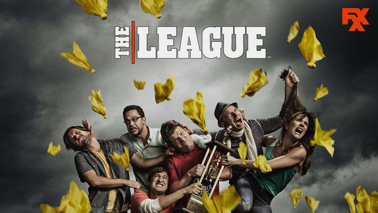 The League Season 6 on Netflix