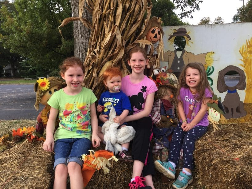 Pumpkin Patch | Mommy and Me Monday | 297th ed