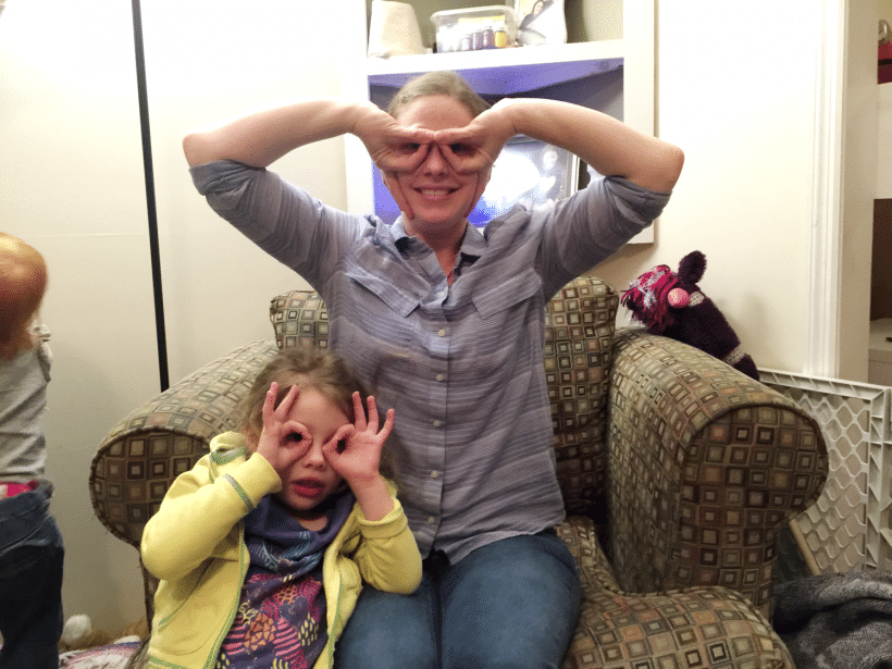 Hand Glasses for OneSight | Mommy and Me Monday | 296th ed | #HelpTheWorldSee