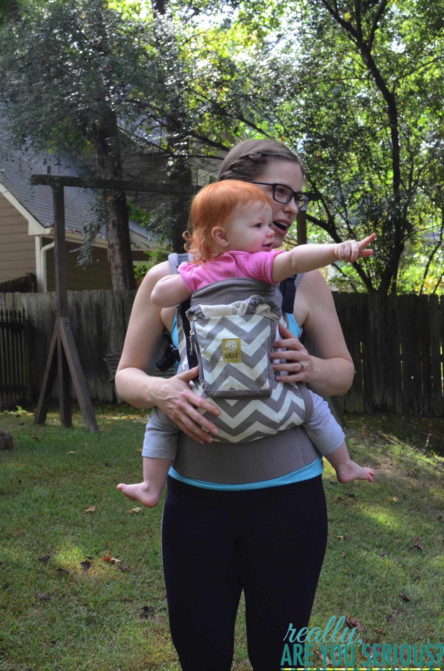 lillebaby essentials review
