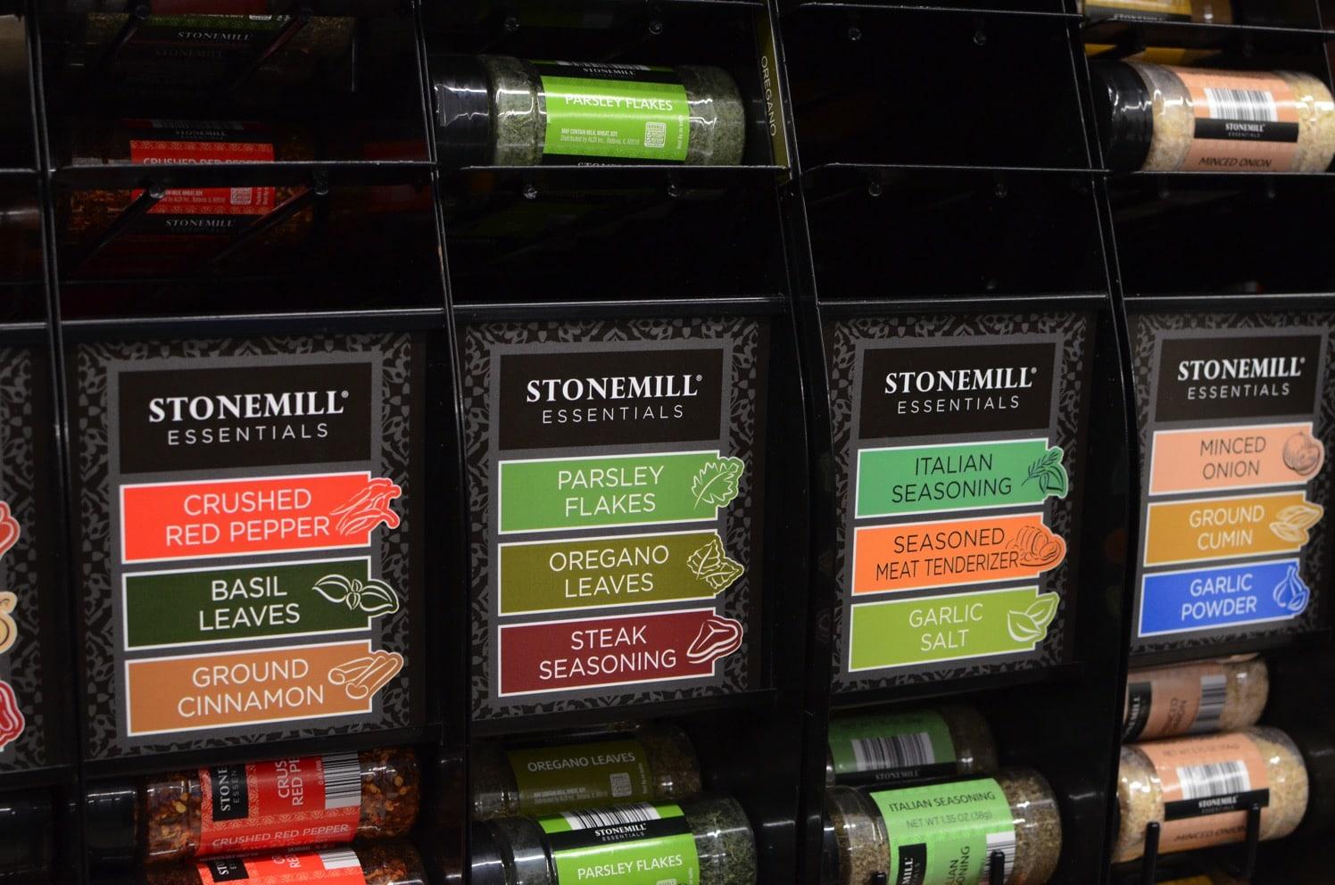 ALDI spices