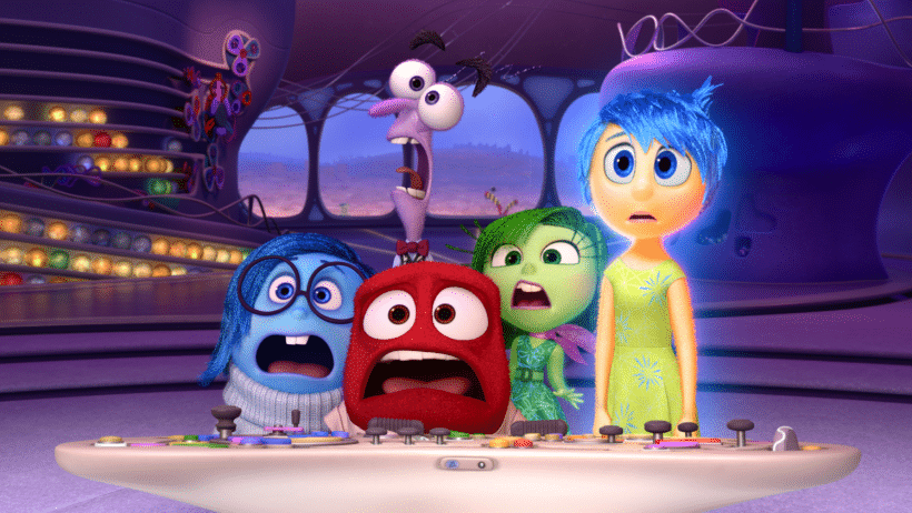 Inside Out Arrives on Blu-ray 3D™, Blu-ray™ Combo Pack and On Demand November 3rd!