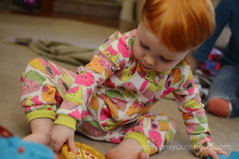 LeapFrog for the Littles: The Number Lovin' Oven and Scout's Build and Discover Tool Set