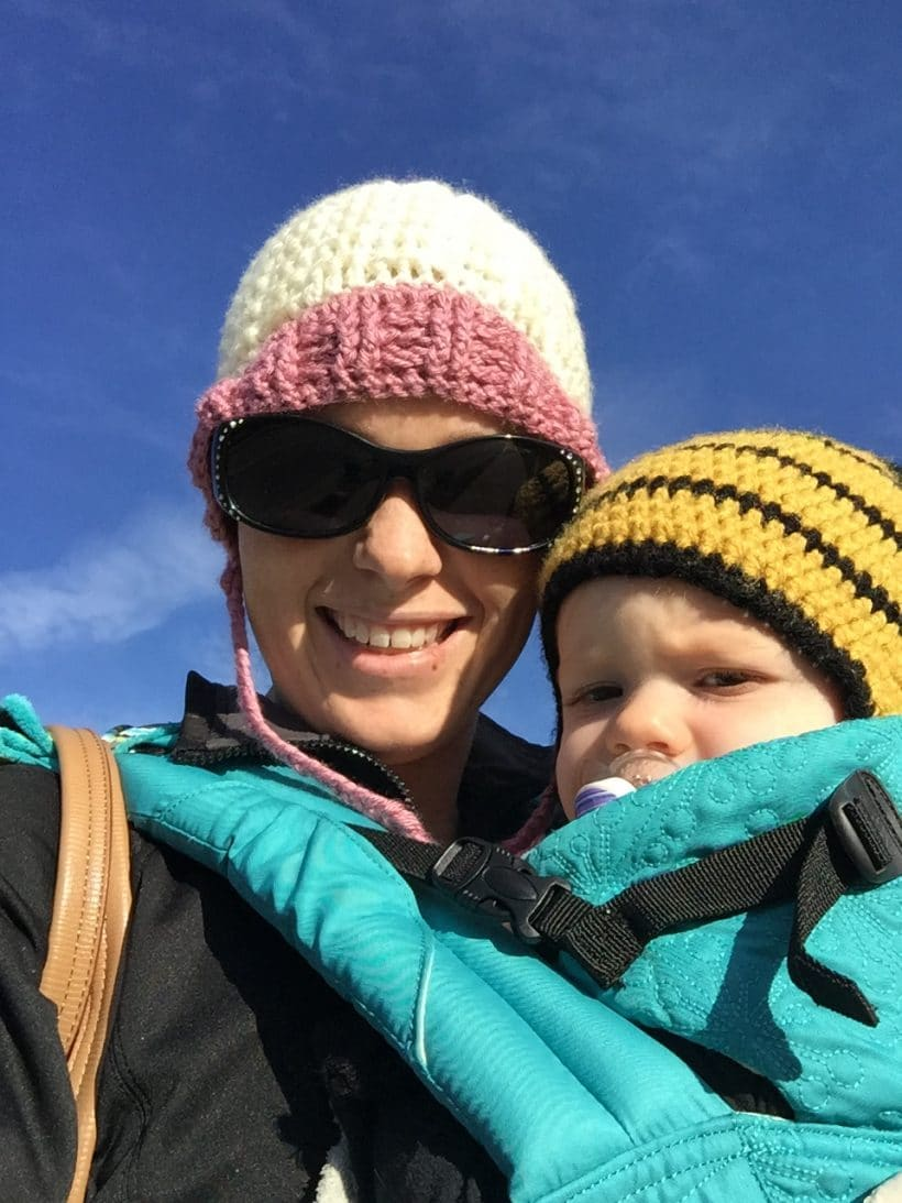 Stage 3 Clinger | Mommy and Me Monday | 300th ed