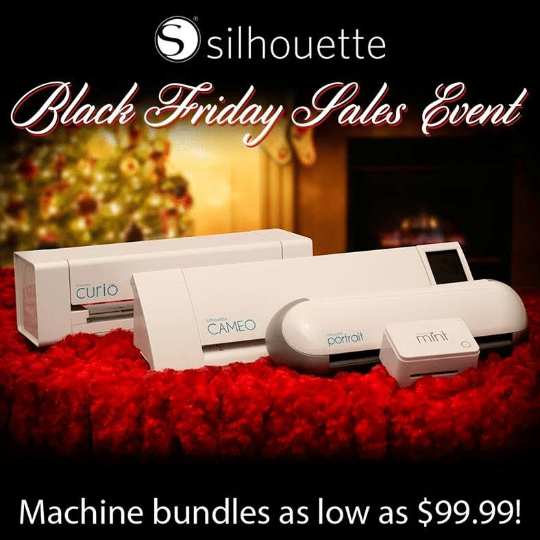 Silhouette Black Friday Sales and Deals