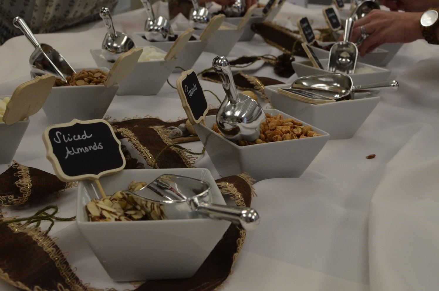 DIY Cookie Bar in a Jar Gift Idea from ALDI