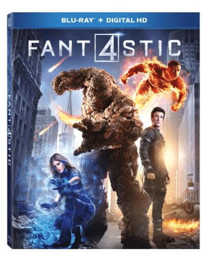 Fantastic 4 Blu-Ray Giveaway