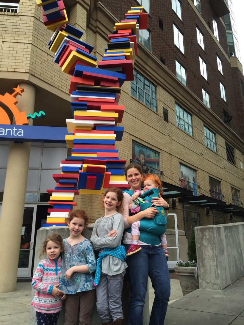 Children's Museum of Atlanta | Mommy and Me Monday | 307th ed