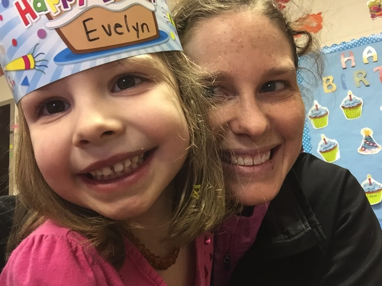 The haircut and the 4th birthday | Mommy and Me Monday | 313th ed