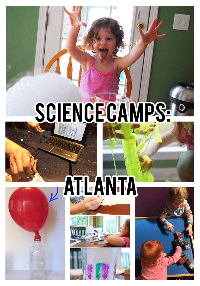 Science Camp Atlanta Edition