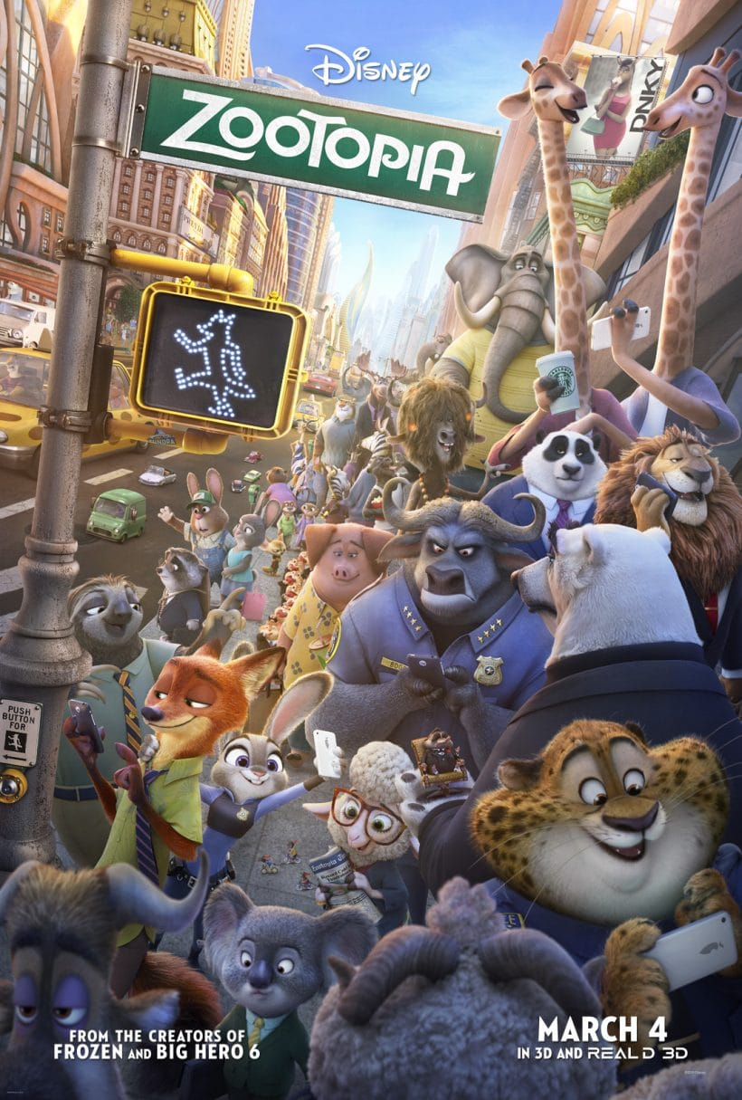 Zootopia | 5 reasons to go see it