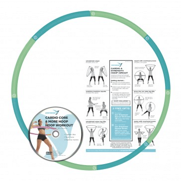 Cardio Core & More Fitness Hoop