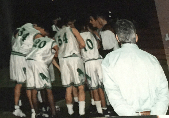 How one coach inspired his athletes