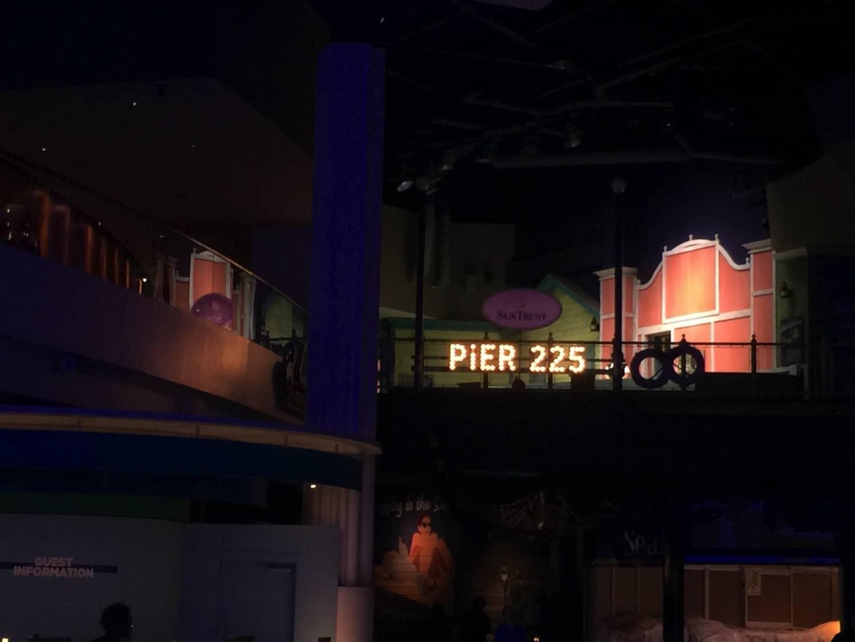 Pier 225 | Home of the Sea Lions at the Georgia Aquarium