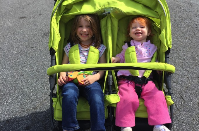 Walking Weather | Mommy and Me Monday | 317th ed