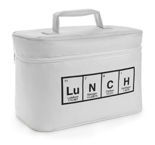chemistry Lunch bag
