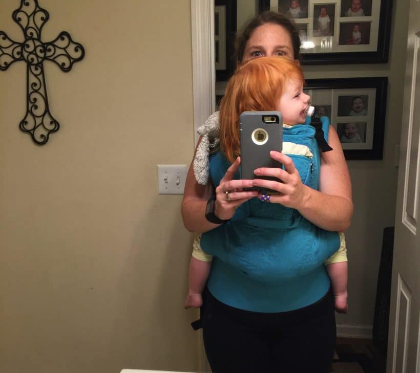Babywearing Week | Mommy and Me Monday | 335th ed