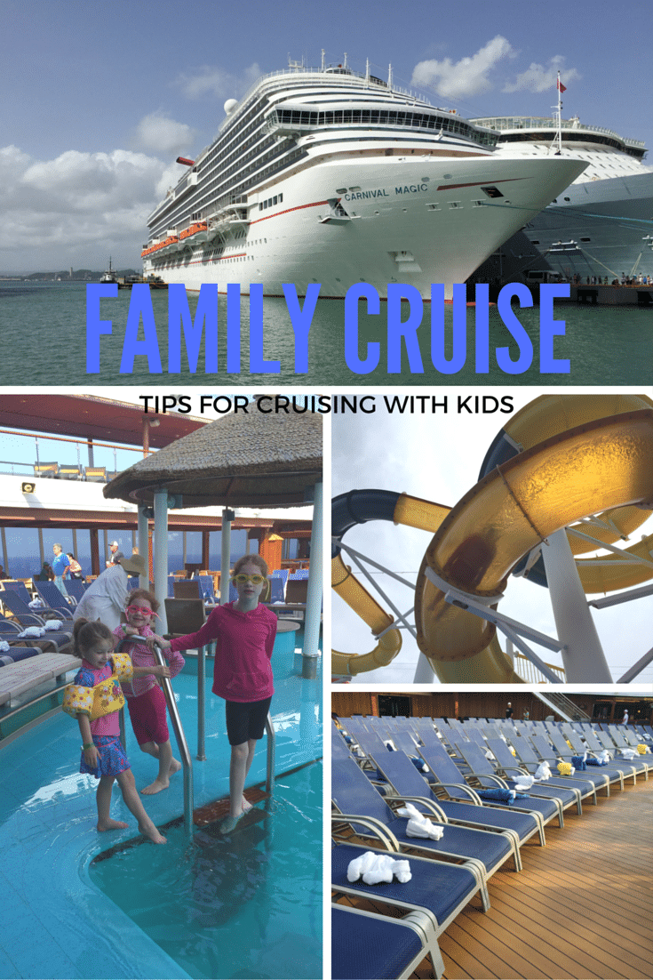 Family Cruise: Tips for Cruising with Kids on Carnival