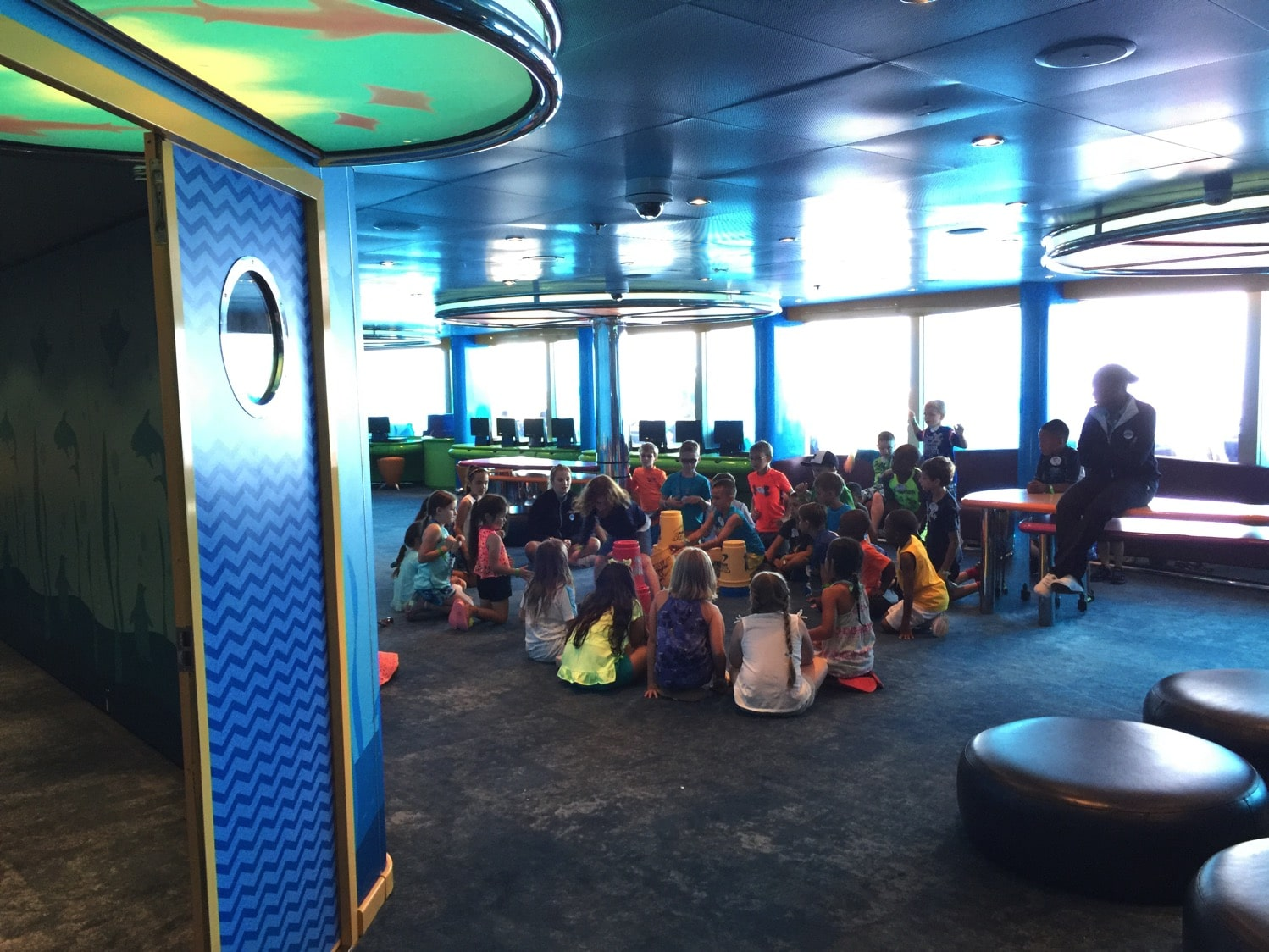 Family Cruise | Camp Ocean Sting Rays