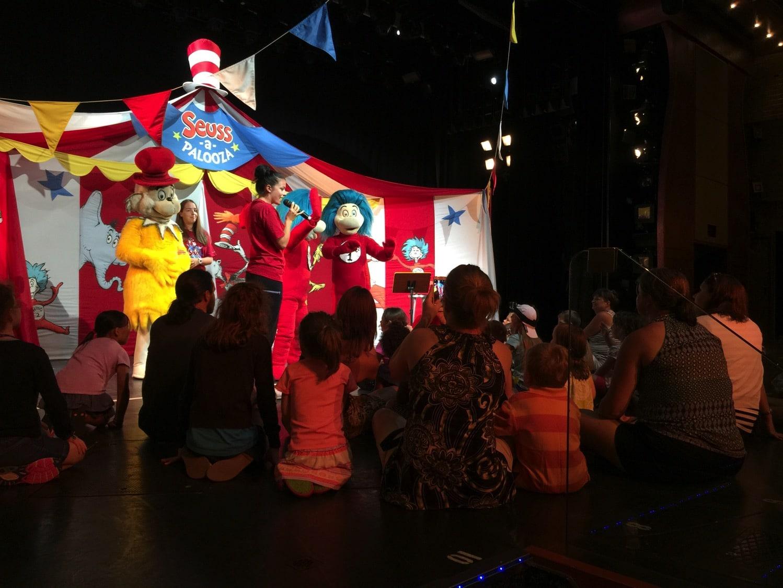 Family Cruise Seuss-A-Palooza