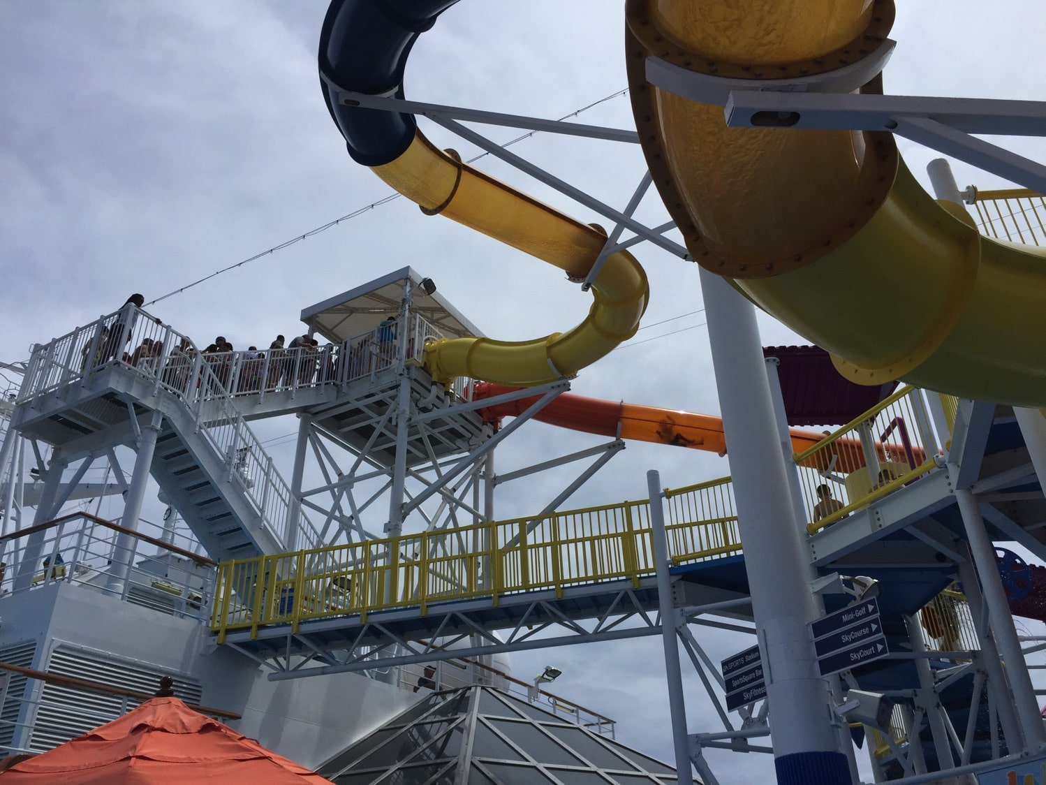 Family Cruise | Water Works