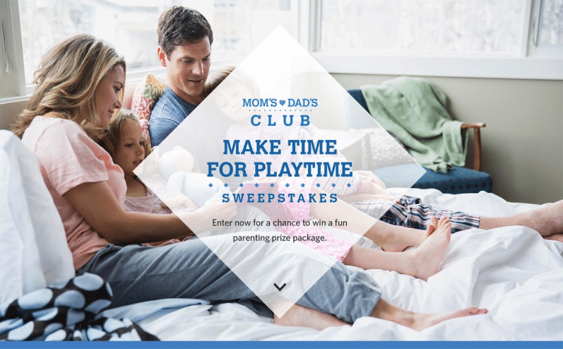 Fun With Mom's & Dad's Club Bundle Giveaway with Sam's Club