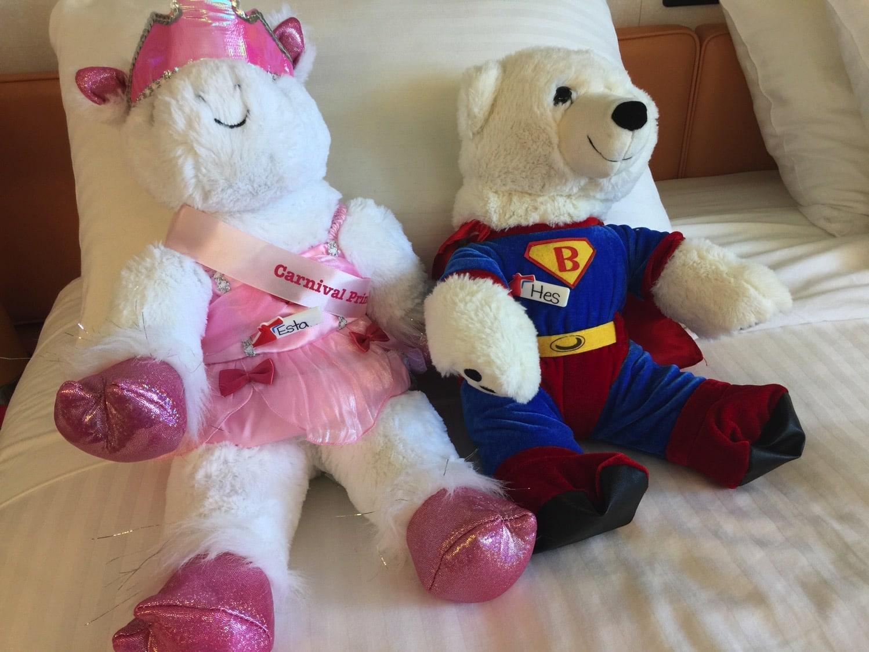family cruise | bear cuddly