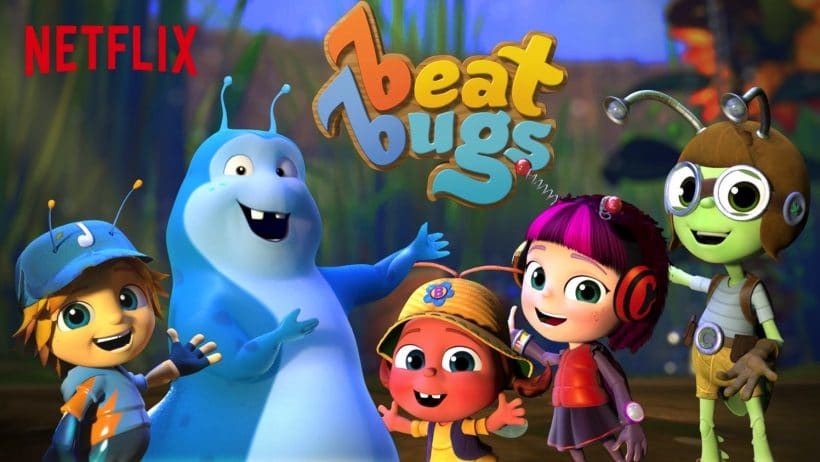 Beat Bugs on Netflix + 6 month subscription giveaway