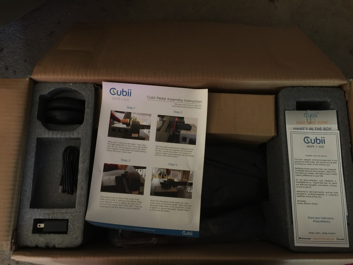 Cubii Discount and Review