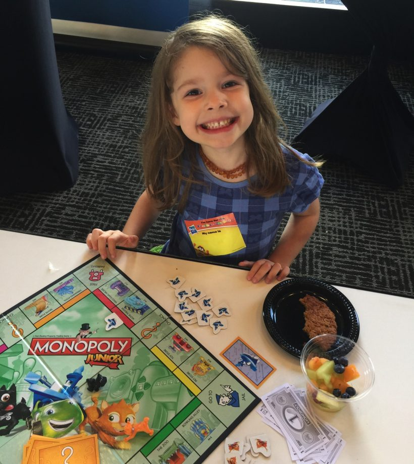 A playdate with the middles | Mommy and Me Monday | 339th ed