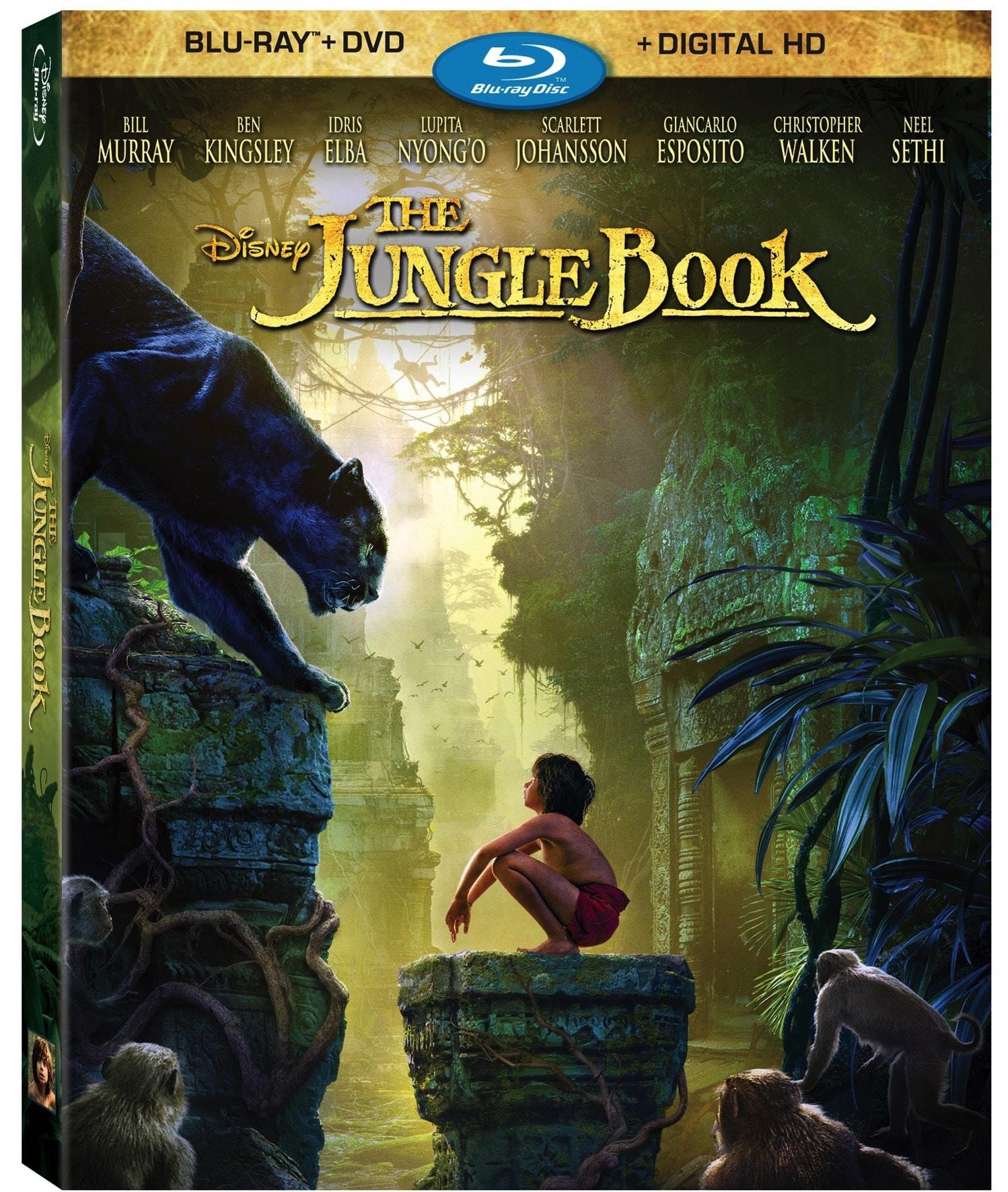 The Jungle Book Bluray