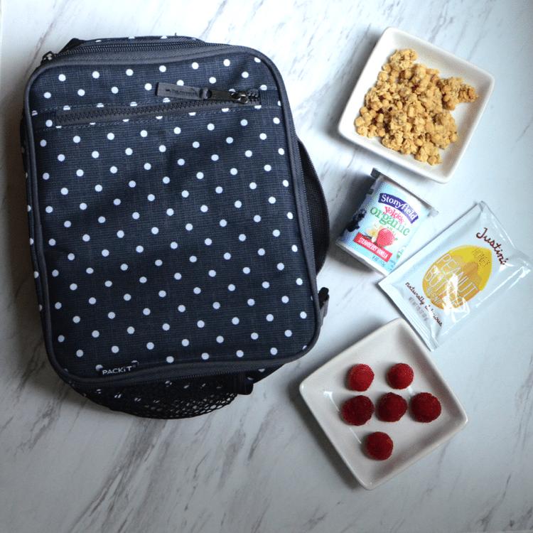 Pack a lunch parfait