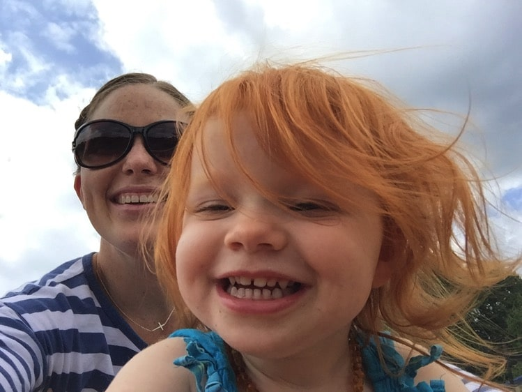 Just a park stop | Mommy and Me Monday | 342nd ed